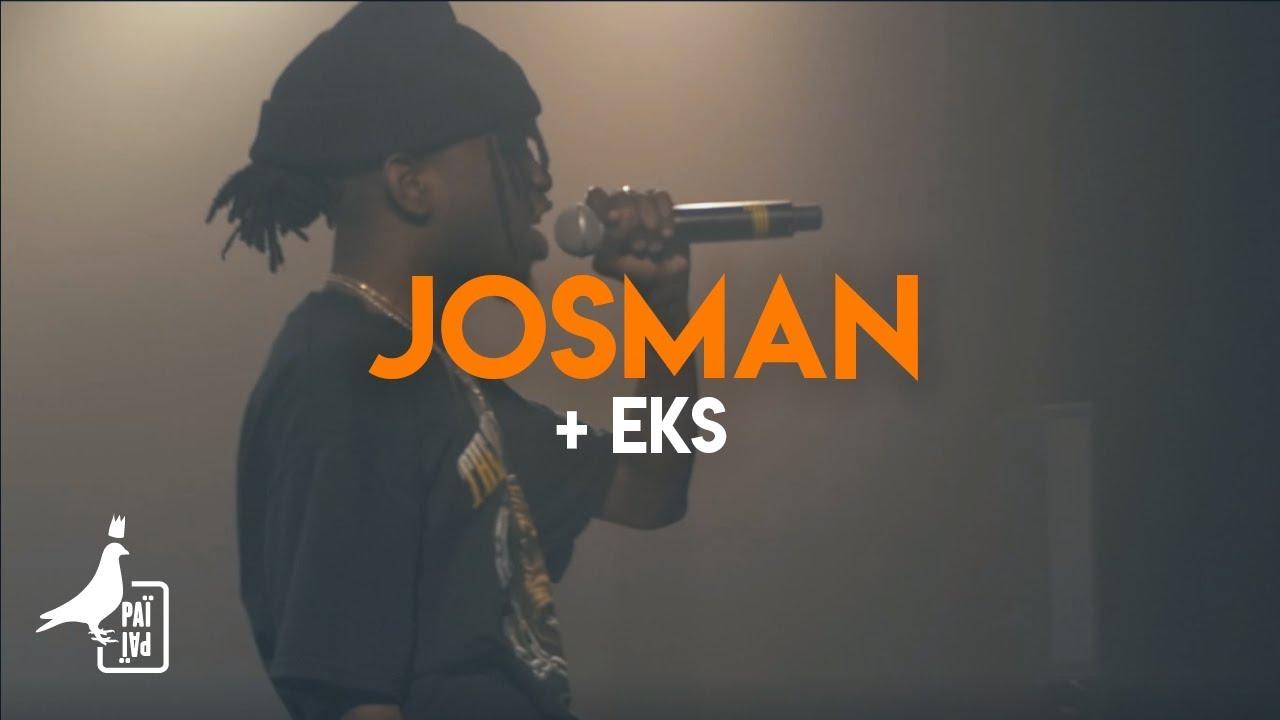 Josman & Eks - Concert Angers (aftermovie)