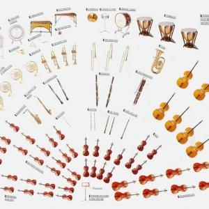 atelier découverte des familles d'instruments