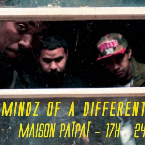 Mindz Of A Different Kind at Maison PaïPaï - 24/09