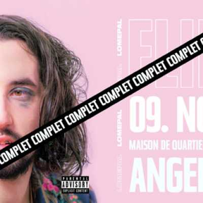 Lomepal concert angers