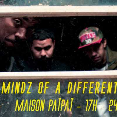 Mindz Of A Different Kind at Maison PaïPaï - 24/09